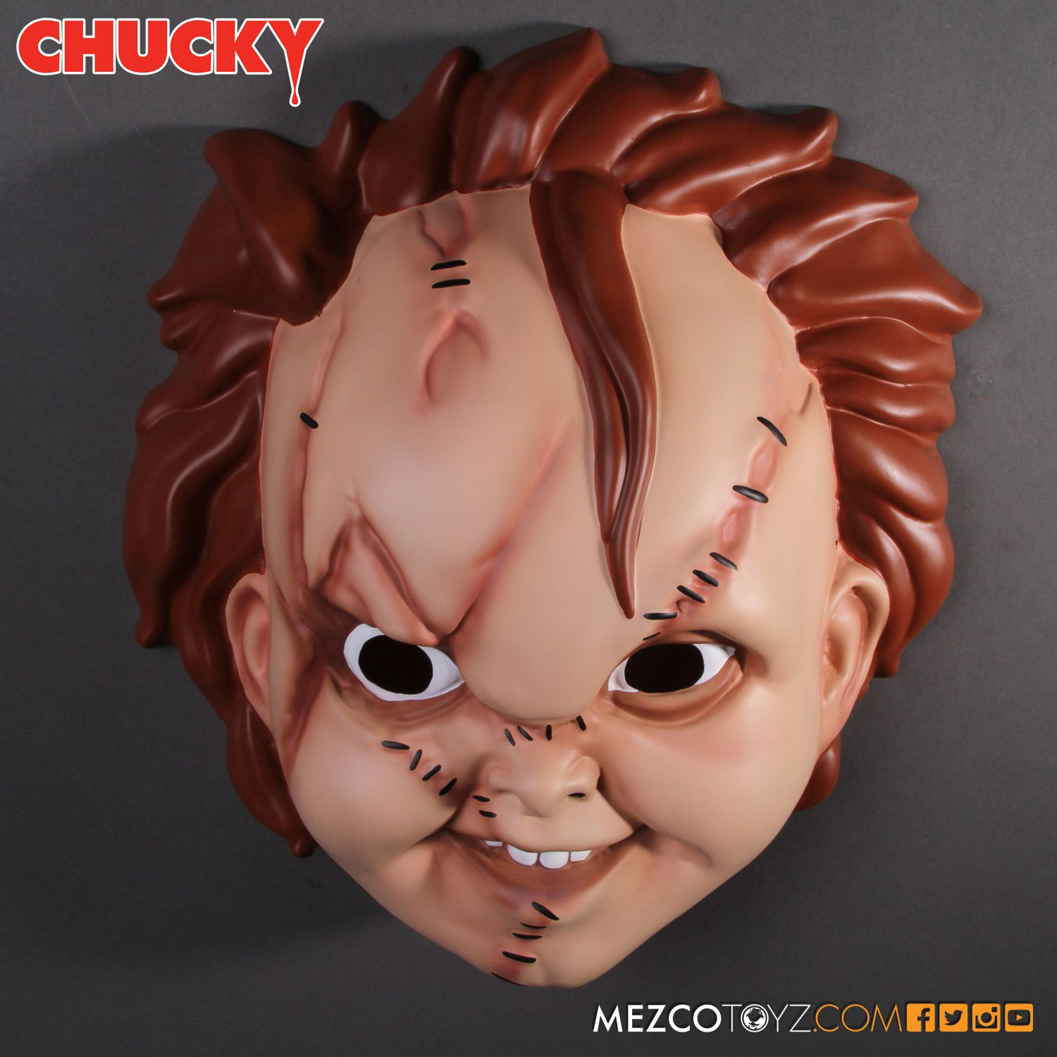 Bride of Chucky Mask 2