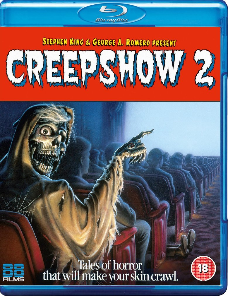 Creepshow 2 Blu-Ray UK