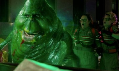 Slimer Returns in the Brand New Ghostbusters Trailer!