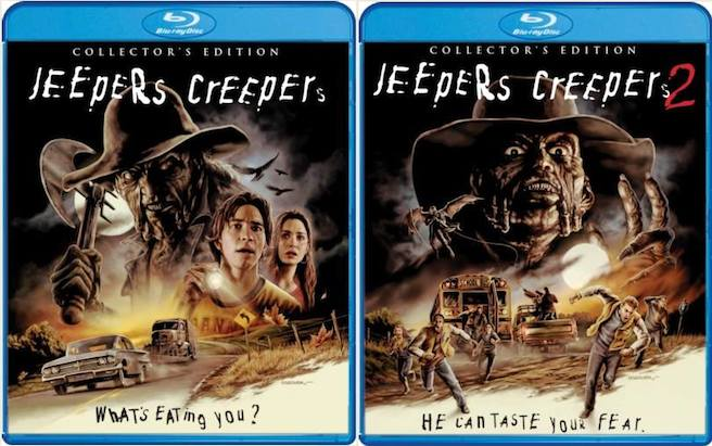 Jeepers Creepers Scream Factory