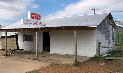 Gas Station From Texas Chainsaw Massacre Turned into Barbecue Resort