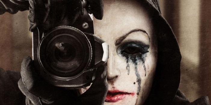 The Girl in the Photographs Poster; One of Wes Craven's Last Projects