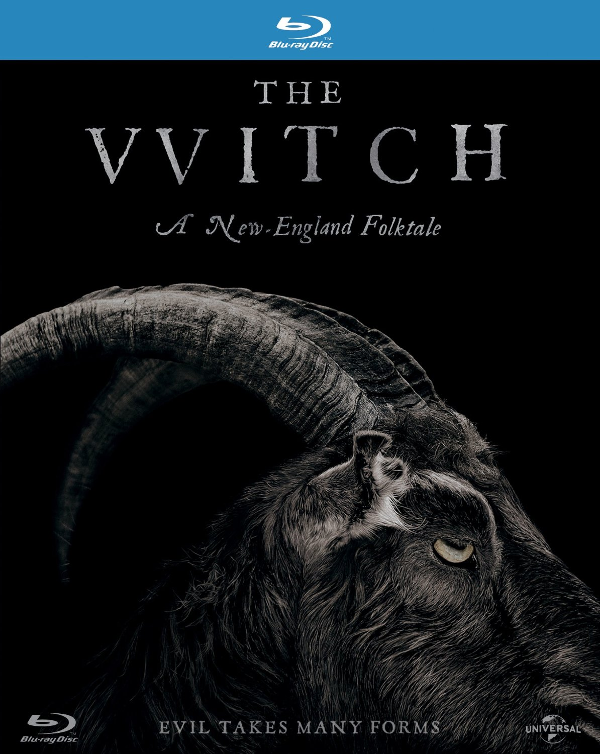 The Witch UK Blu-Ray