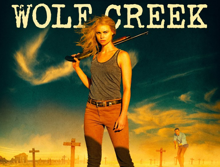Wolf Creek TV Poster