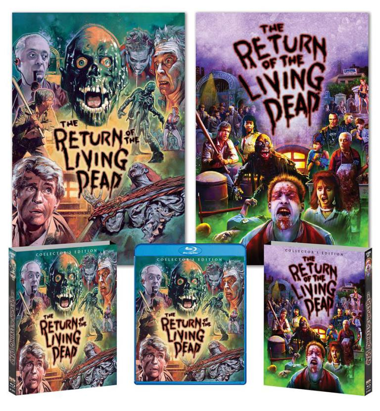 Return of the Living Dead Scream Factory