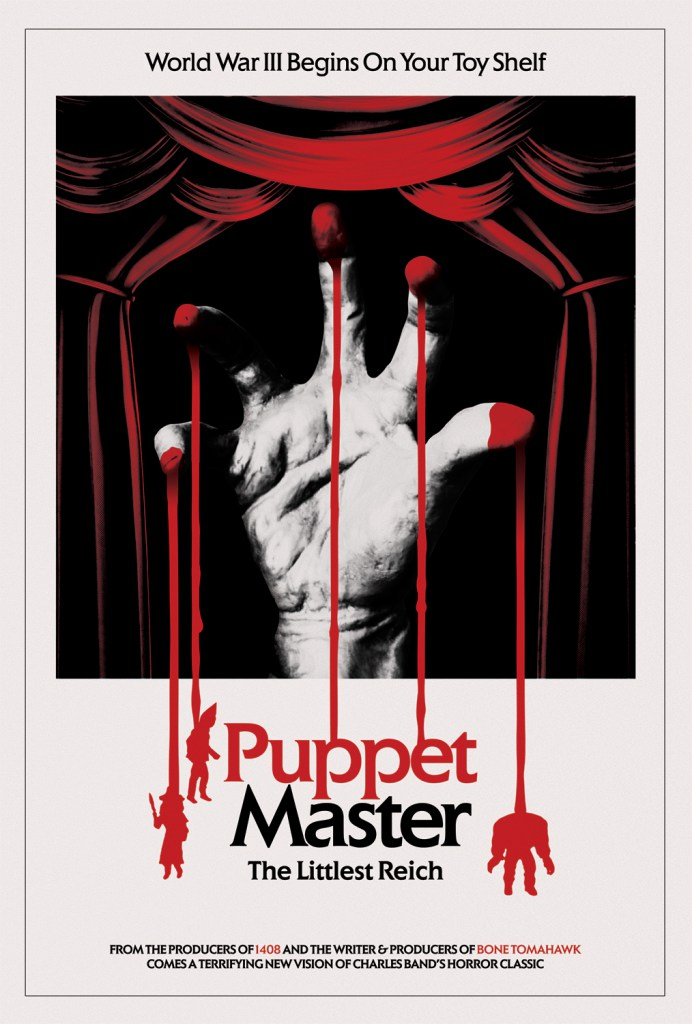 Puppet Master: The Littlest Reich Art