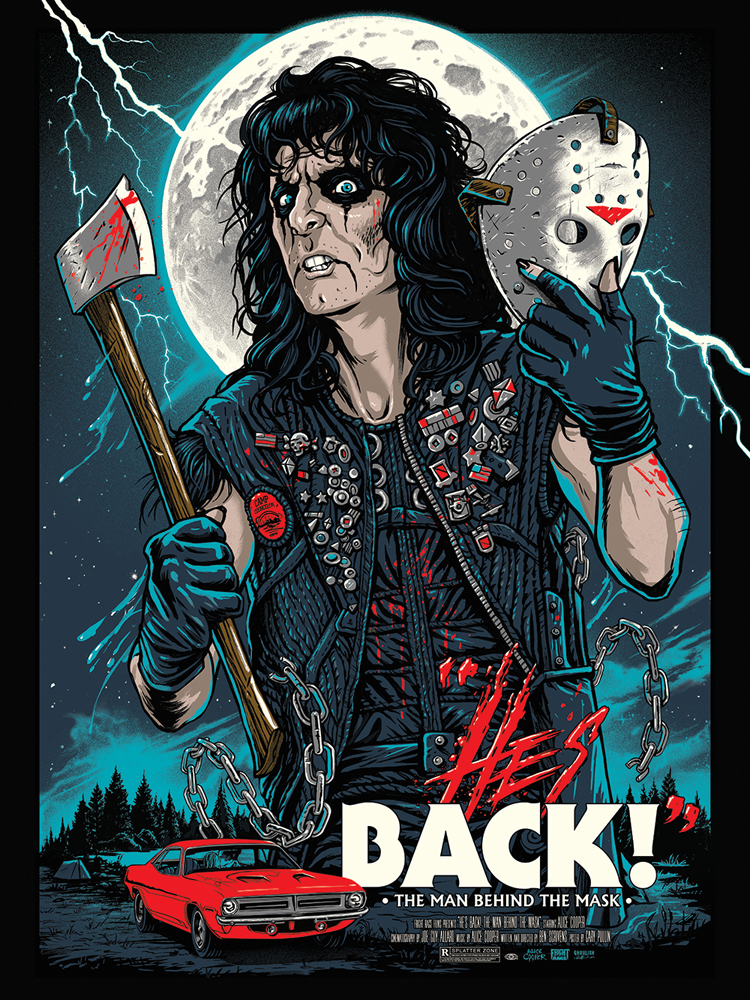 Alice Cooper Shows His Horror Roots And Teams Up With