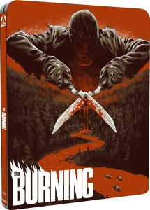The Burning Arrow Video Steelbook