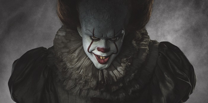 First Photo of Bill Skarsgard as Pennywise From 'IT' Remake