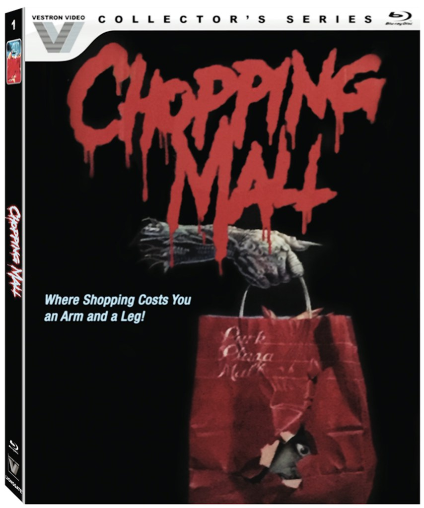 Chopping Mall Blu-Ray
