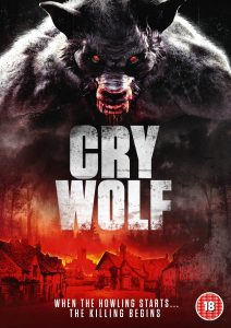 Cry Wolf DVD