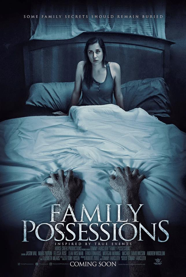 Family Possessions Poster