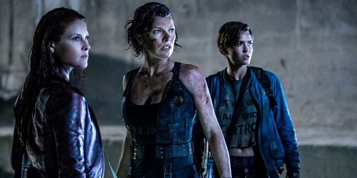 Evil Comes Home In This Resident Evil: The Final Chapter Promo