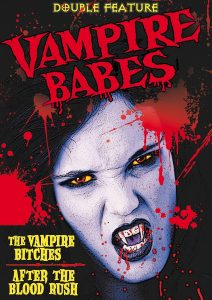 Vampire Babes Double Feature DVD