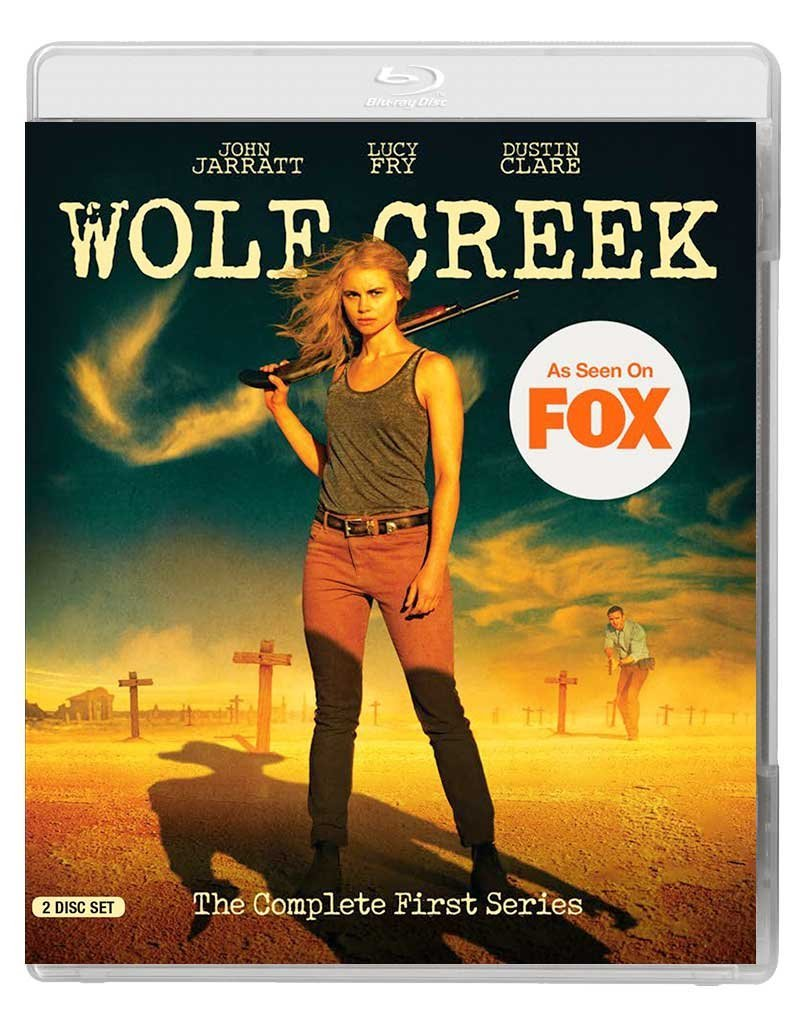 Wolf Creek Series 1 Blu-Ray