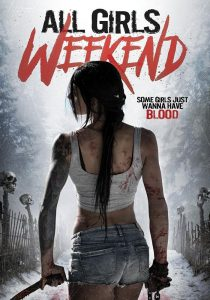 All Girls Weekend DVD
