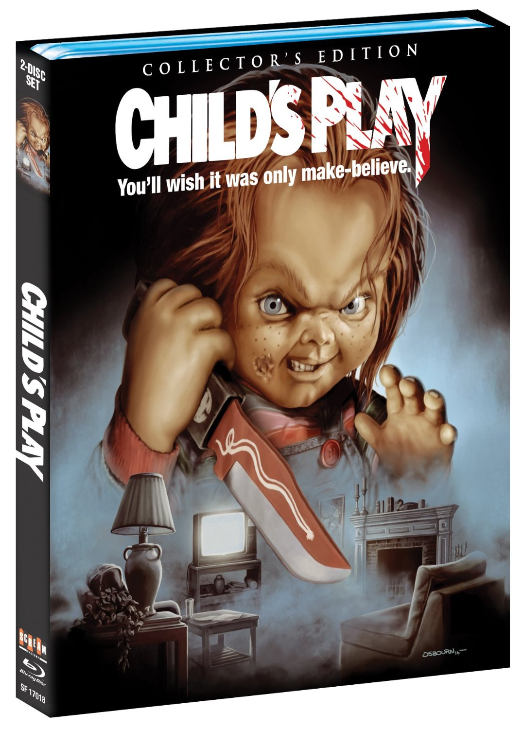 Child's Play SF Extras Blu-Ray