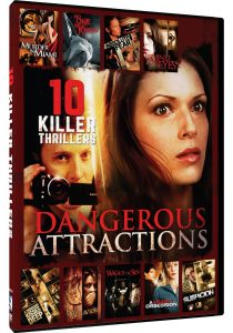 Dangerous Attractions - 10 Thriller Films DVD
