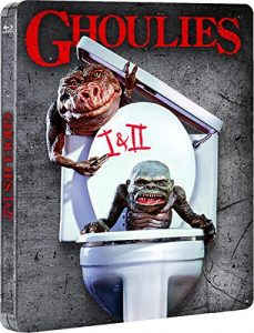 Ghoulies 1-2 Steelbook Blu-Ray UK