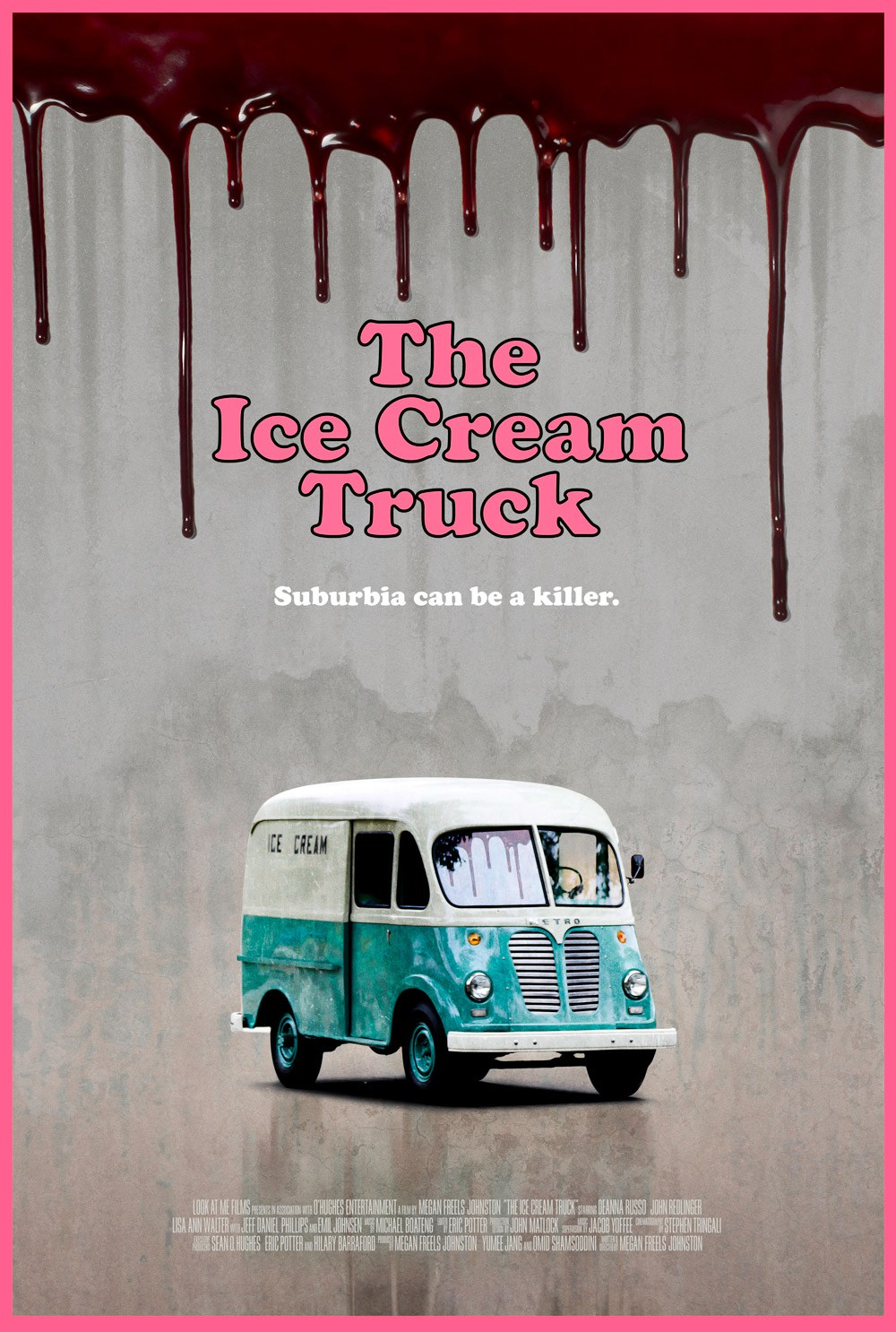 The Ice Cream Truck Poster