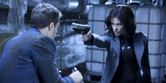 Kate Beckinsale Answered Live Fan Questions For 'Underworld: Blood Wars'