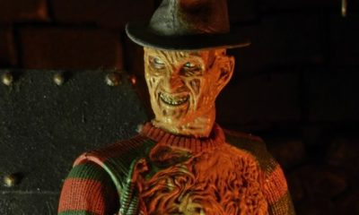 NECA Shows Off Their 'Dream Warriors Ultimate Freddy Krueger' Action Figure!