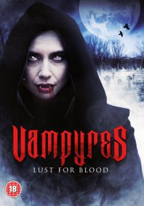 Vampyres Lust For Blood DVD