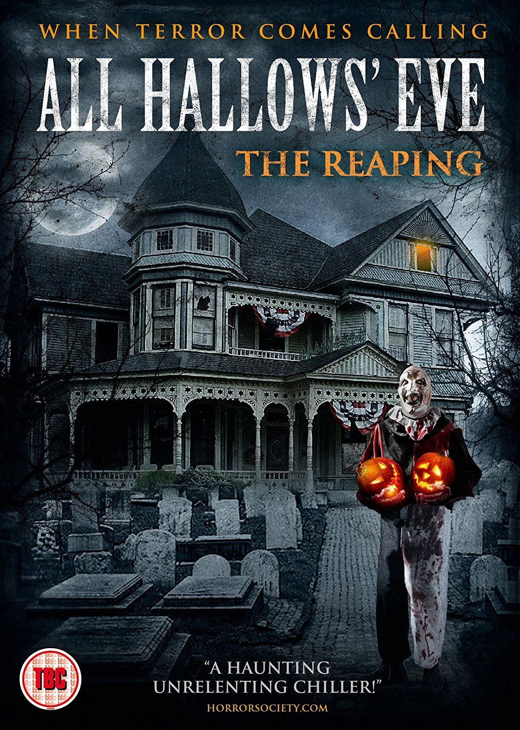 All Hallows Staining: New DVD And Blu-Ray (UK) Horror Releases For: October 24th
