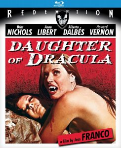 Daughter of Dracula Blu-Ray