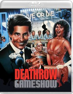 Deathrow Gameshow Blu-Ray