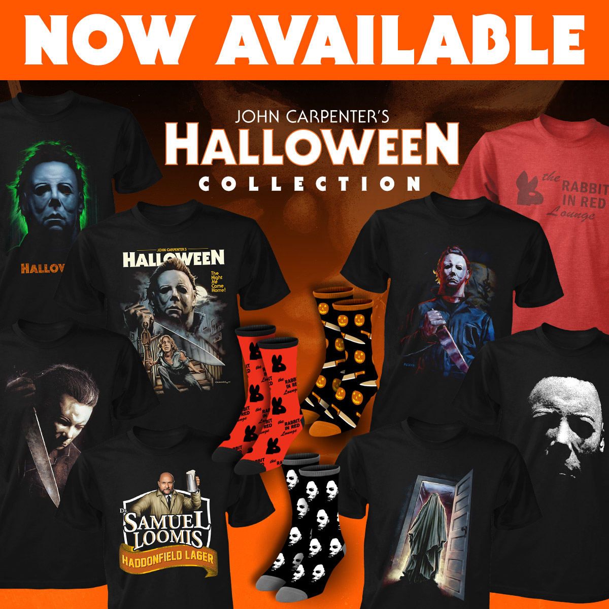 Fright Rags Halloween 1978 Apparel
