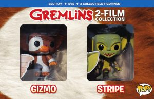 Gremlins 1 and 2 USA Blu-Ray