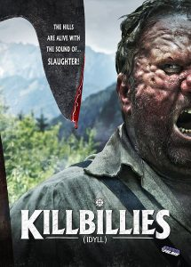 Killbillies DVD