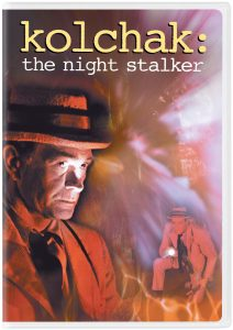 Kolchak The Night Stalker DVD