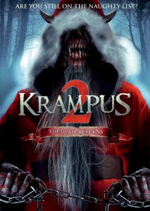 Krampus 2 The Devil Returns DVD