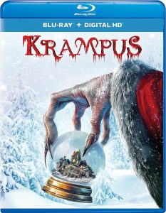 Krampus Holiday Art Blu-Ray