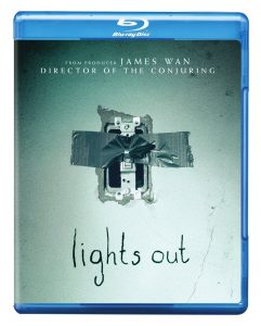 Lights Out Blu-Ray