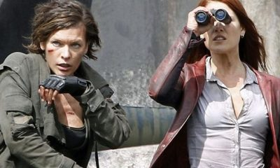 Destruction Pours Through Raccoon City In This 'Resident Evil: The Final Chapter' Trailer