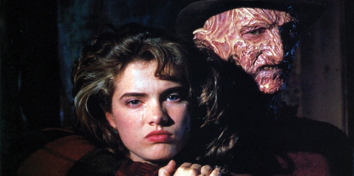 Never Sleep Again Nancy Thompson Freddy Krueger