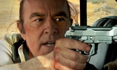 Reggie Retrieves The Barracuda From A Car Thief In Phantasm: Ravager