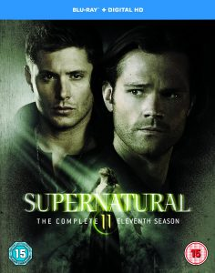 Supernatural Season 11 UK Blu-Ray
