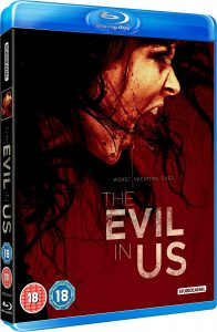 The Evil In Us UK Blu-Ray
