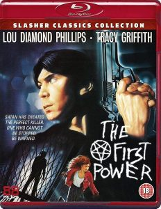 The First Power UK Blu-Ray
