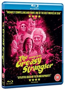 The Greasy Strangler UK Blu-Ray