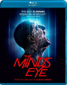 The Mind's Eye USA Blu-Ray
