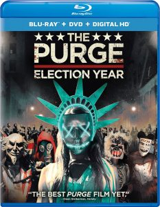 The Purge Election Year USA Blu-Ray