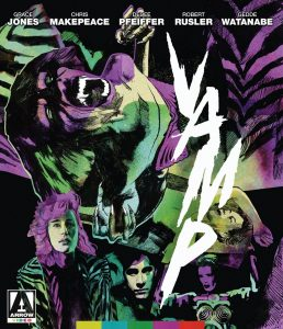 Vamp USA Blu-Ray