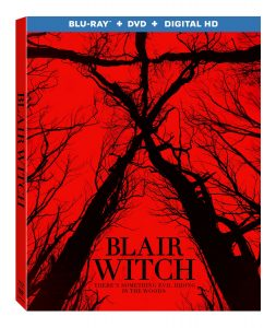 Adam Wingard's Blair Witch Blu-Ray