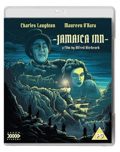 Jamaica Inn Blu-Ray
