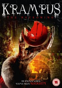 Krampus The Reckoning DVD